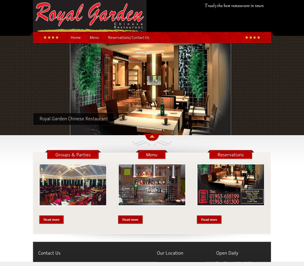 Web Design Norfolk
